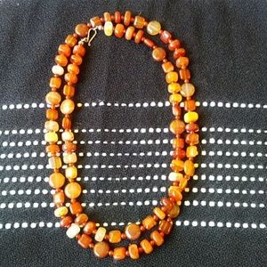 Jewelry - Carnelian Statement Necklace